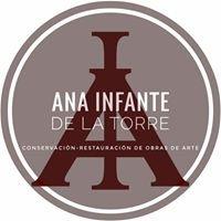 Ana Infante de la Torre - Restauración de obras de arte.