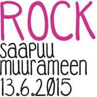Rock saapuu Muurameen