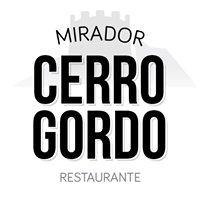 Restaurante Mirador de Cerro Gordo