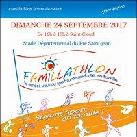 Famillathlon Hauts-de-Seine