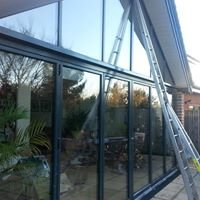 Duncan Perry- Window cleaning contractor