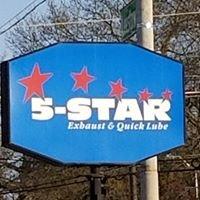 5 Star Exhaust & Auto Repair