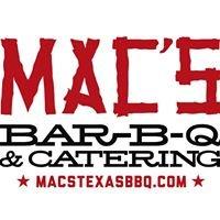 Mac's BBQ & Catering - BRADY TEXAS
