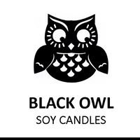 Black Owl Soy Candles