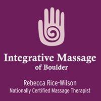 Integrative Massage of Boulder