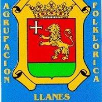 Grupo Folklórico El Pericote de Llanes.