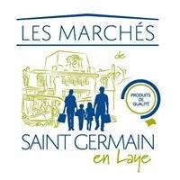 Les Marchés de Saint Germain en Laye