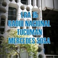 Radio Nacional Tucumán Mercedes Sosa