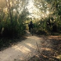 Virginia Key Beach Mountain Bike Trail