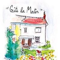 Gîte La Mater