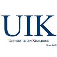 UIK - Université Ibn Khaldoun