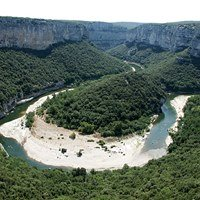 Camping des gorges, Ardèche