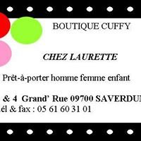 "Boutique Cuffy ""Chez Laurette"""