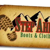 Step Ahead Boots and Clothing