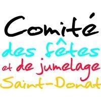 Comité des fêtes et de jumelage de Saint Donat