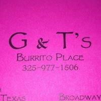 G&T Burrito