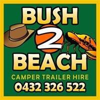 Bush2beach Camper Hire