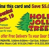 Holly Jolly Christmas Trees