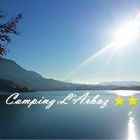 Camping de L'Arbaz -Lac d'Aiguebelette