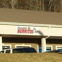 Champion Burritos To Go