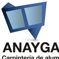 Carpintería de Aluminio Anaygar, S.L.