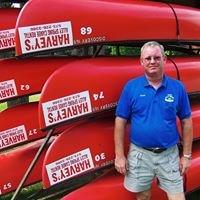 Harvey's Alley Spring Canoe Rental