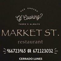 Market St. Restaurant San Miguel de Salinas