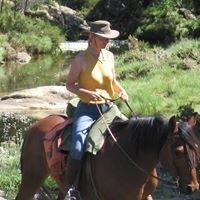 Pueblos Blancos a caballo