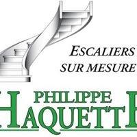 Escaliers Haquette
