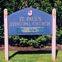 St. Paul's Episcopal Church, Dedham, Massachusetts
