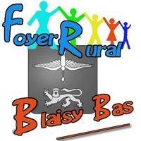 FOYER RURAL DE BLAISY BAS