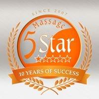 5 Star Massage