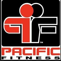 """Pacific Fitness """"LIVE 24/7/365"""""""