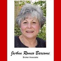 JoAnn Romeo Barcome, Real Estate Broker Associate