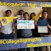 Baboquivari HS College and Career Readiness