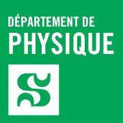 Département de physique, Université de Sherbrooke