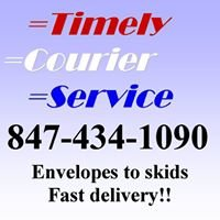 Timely Courier Service