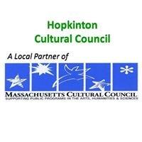 Hopkinton Cultural Council