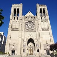 Labyrinth of Grace Cathedral - San Francisco, United States