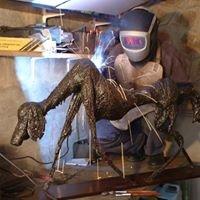 Marc Dupard - Sculpteur de métal