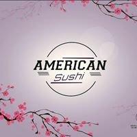 American sushi
