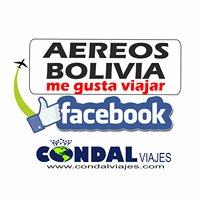 Aereos Bolivia Condal Viajes