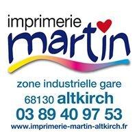 Imprimerie MARTIN