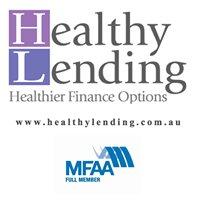 Healthy Lending