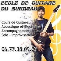 EGS Ecole de Guitare du Sundgau cours de guitare personnalisés Haut Rhin 68