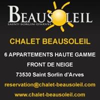 Chalet Beausoleil à St Sorlin d'Arves