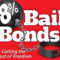 8% Bail Bonds