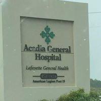 American Legion Hospital. Crowley. La.