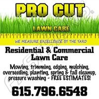 Pro Cut Lawn Care