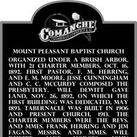 Mt. Pleasant Baptist Church